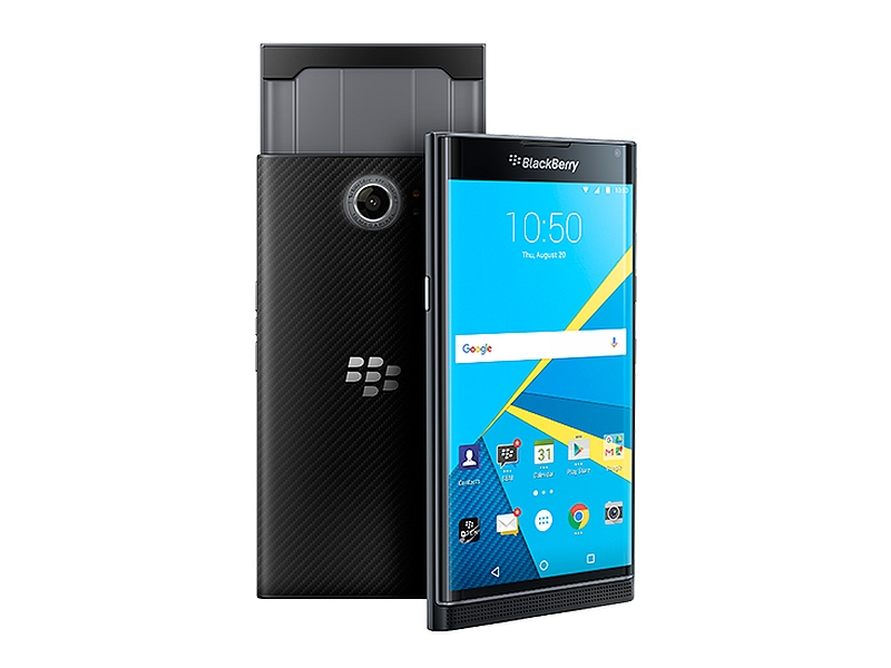 BlackBerry Priv Android Smartphone India Launch Set for January 28