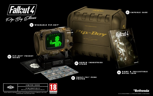 fallout 4 pipboy
